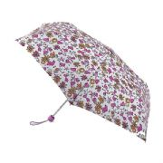 Fulton Sketch Hearts Superslim-2 Compact Umbrella